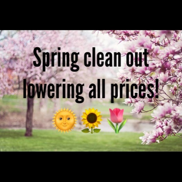 Other - Spring Clean Out!🌞🍃🌸